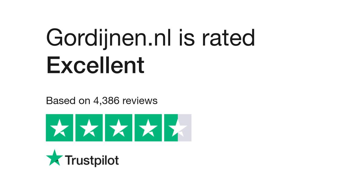 Gordijnen.nl Reviews | Read Customer Service Reviews of gordijnen.nl