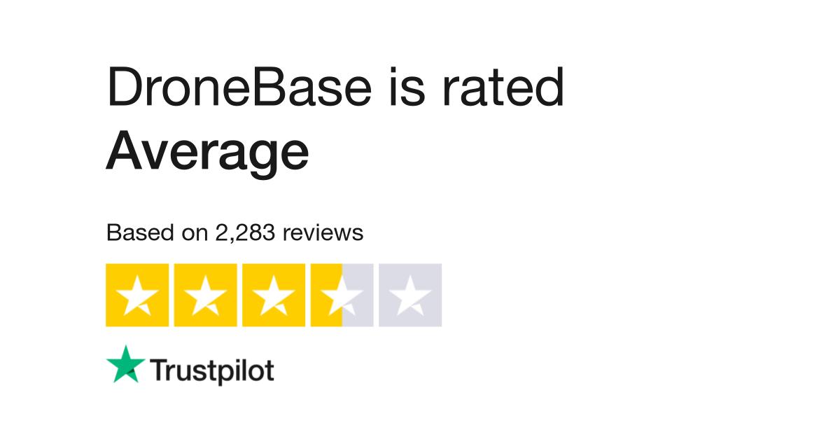 DroneBase Reviews   Read Customer Service Reviews of