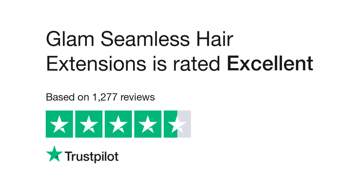 Glam Seamless Hair Extensions Reviews Read Customer Service