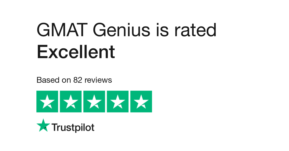GMAT Genius Reviews | Read Customer Service Reviews of