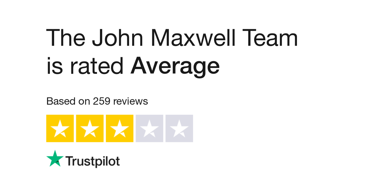 The John Maxwell Team Reviews Read Customer Service Reviews Of