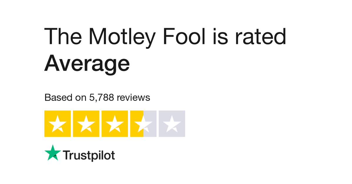 The Motley Fool Reviews | Read Customer Service Reviews of fool com