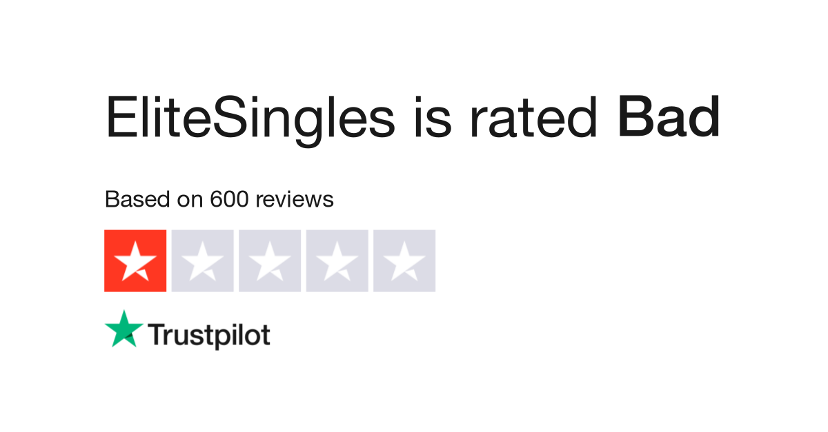 is elite singles a good dating site