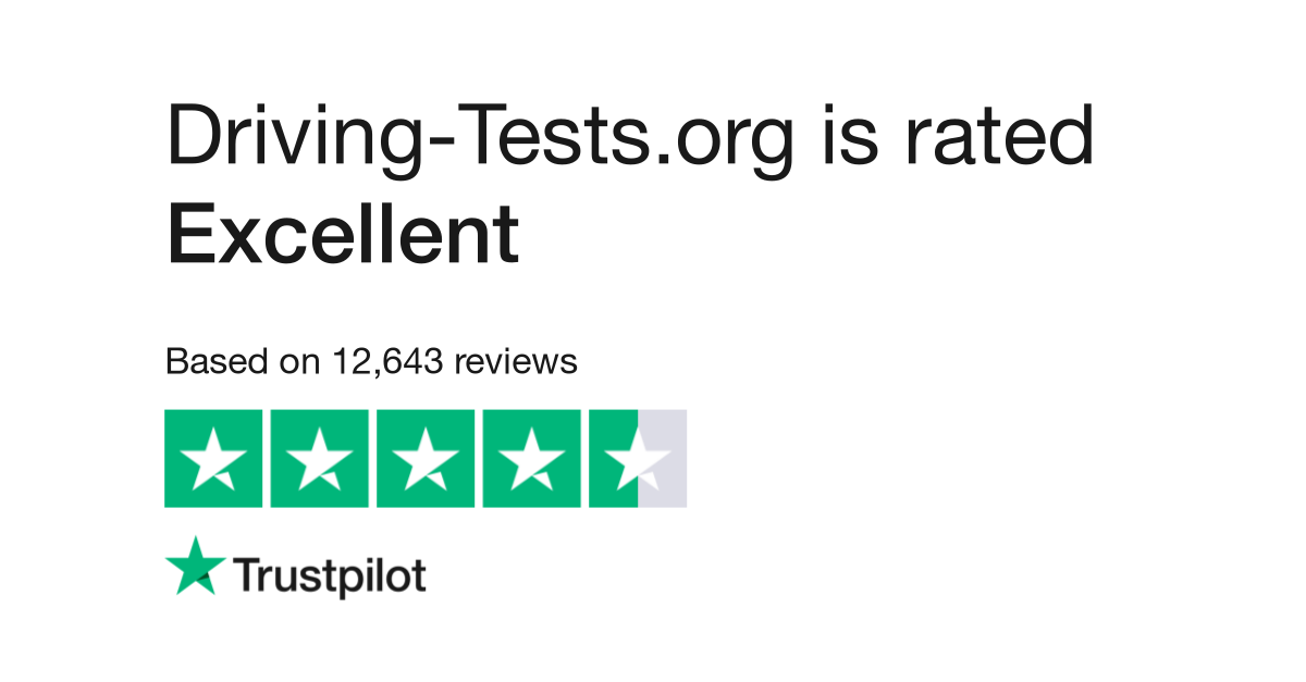 Tests Com Reviews >> Driving Tests Org Reviews Read Customer Service Reviews Of