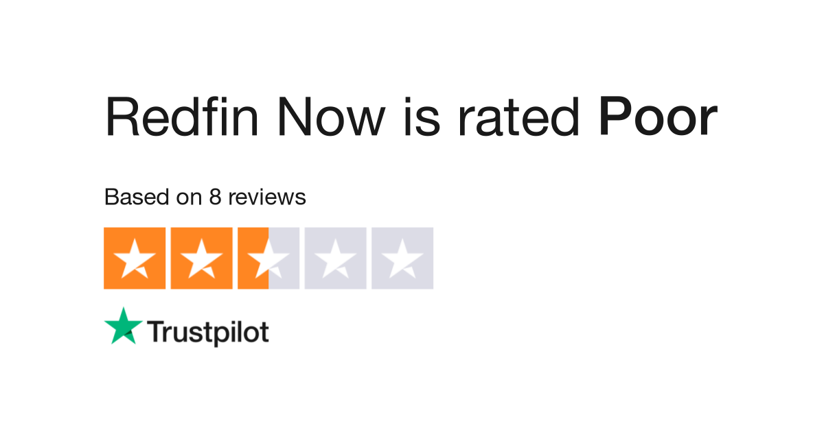Redfin Now Reviews   Read Customer Service Reviews of redfin com