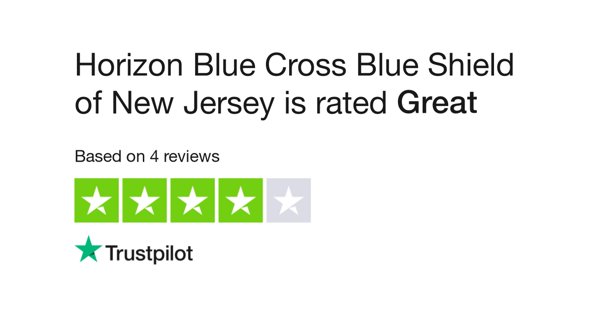 Horizon Blue Cross Blue Shield of New Jersey Reviews | Read Customer