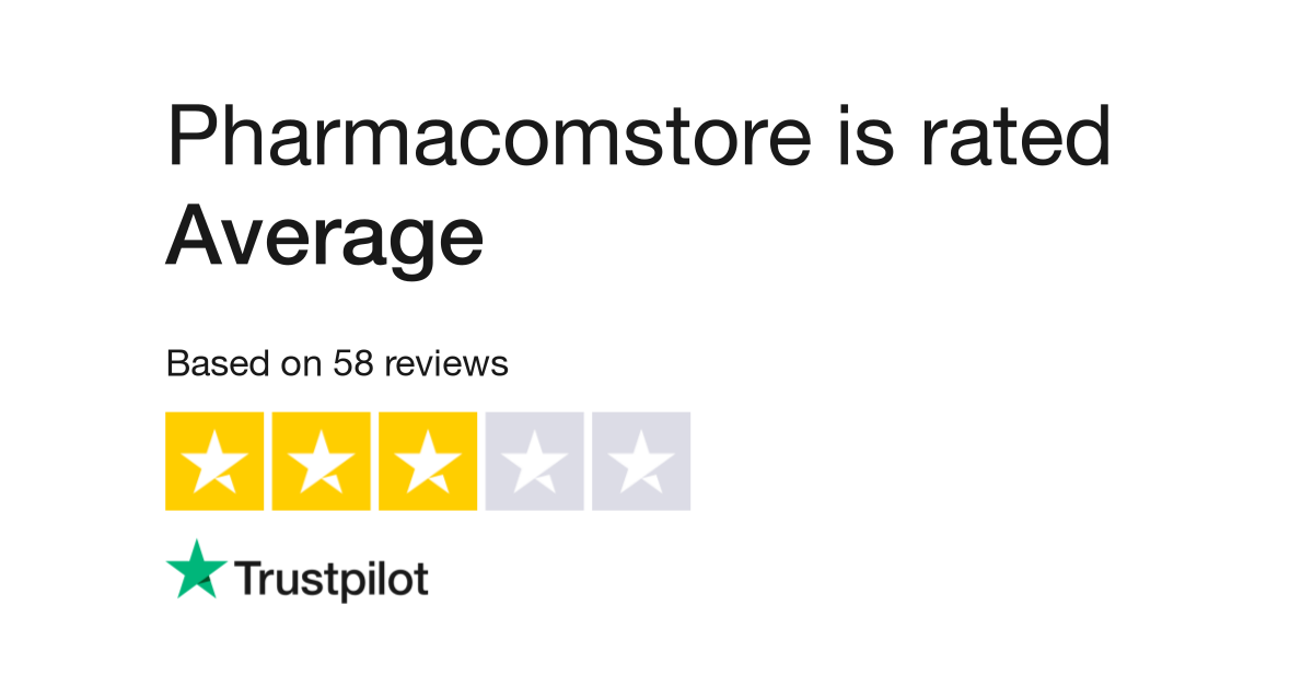 Pharmacomstore Reviews | Read Customer Service Reviews of