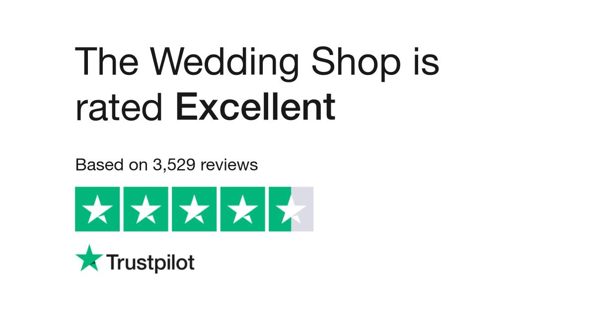 The Wedding Shop Reviews Read Customer Service Reviews Of Weddingshop Com