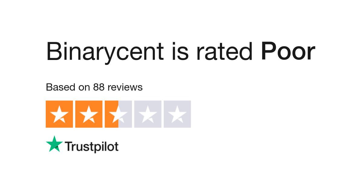 Binarycent Reviews   Read Customer Service Reviews of