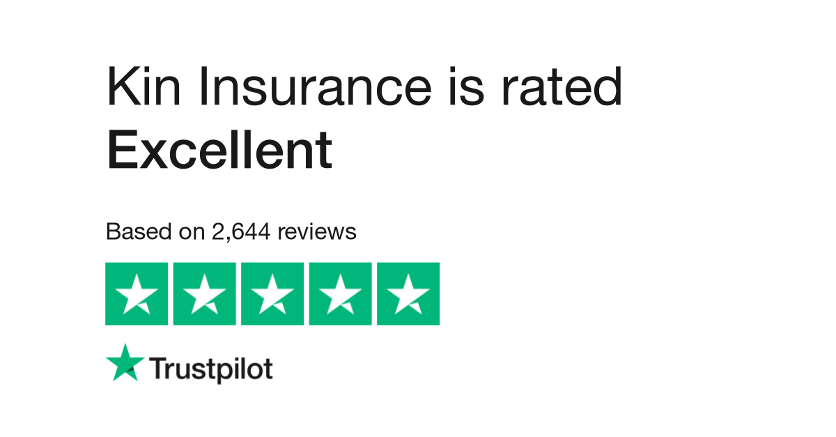 Kin Insurance Reviews Read Customer Service Reviews Of Kin Com