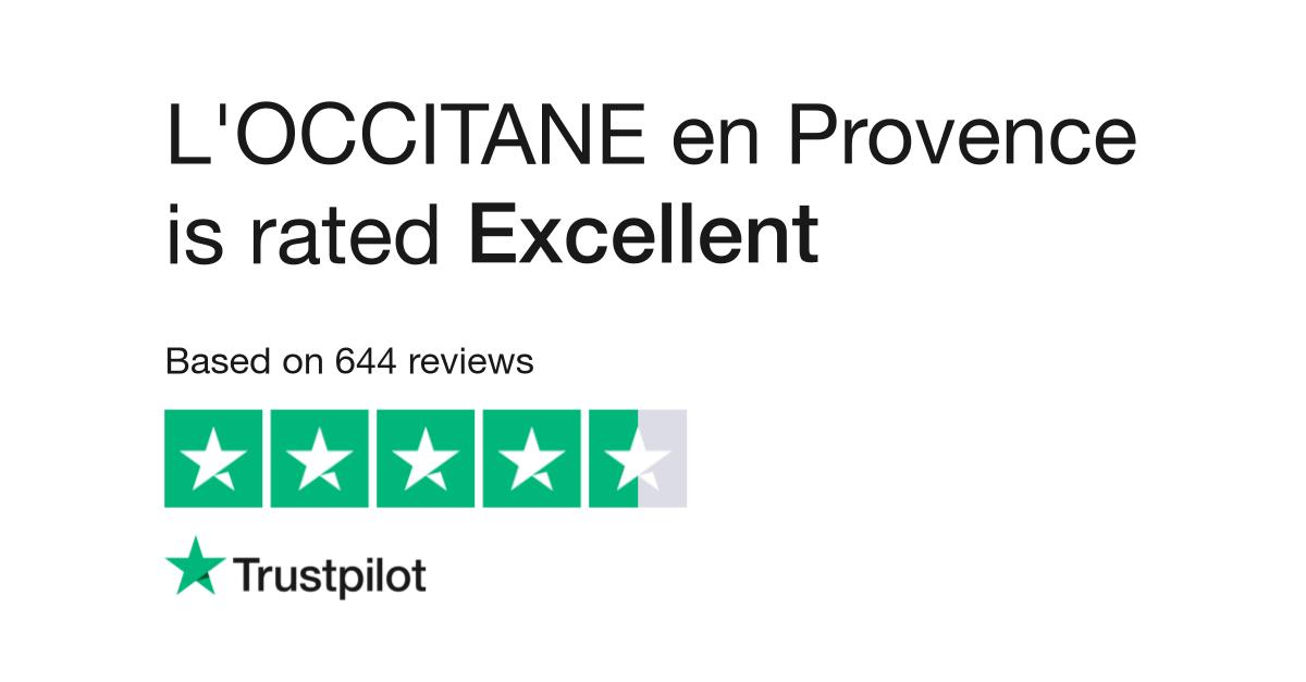 LOCCITANE En Provence Reviews