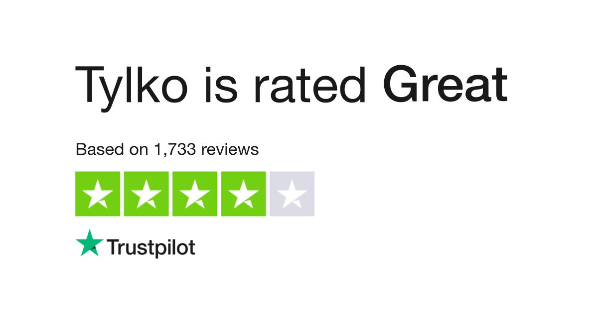 Tylko Reviews Read Customer Service Reviews Of Tylkocom