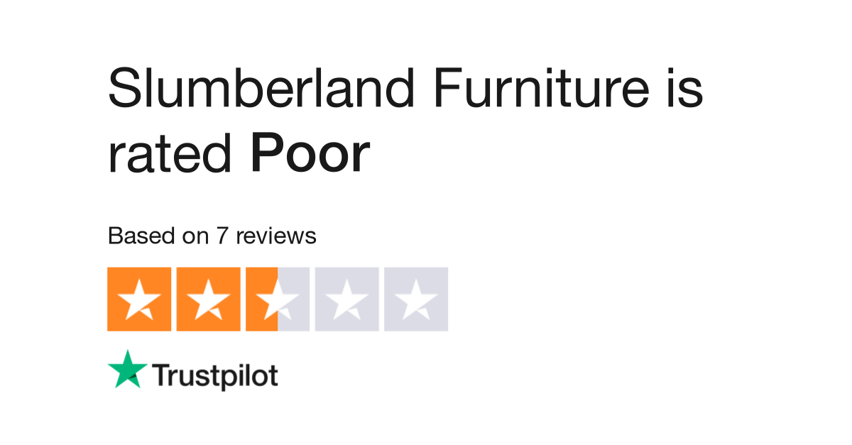 Slumberland Furniture Reviews Read Customer Service Reviews Of