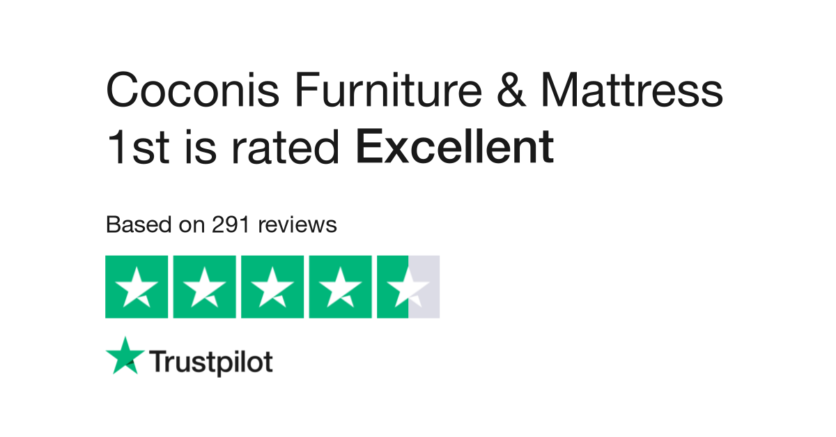 Coconis Furniture Mattress 1st Reviews Read Customer Service