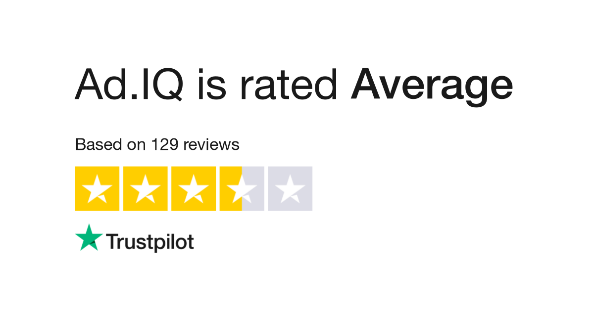 Ad IQ Reviews | Read Customer Service Reviews of ad iq
