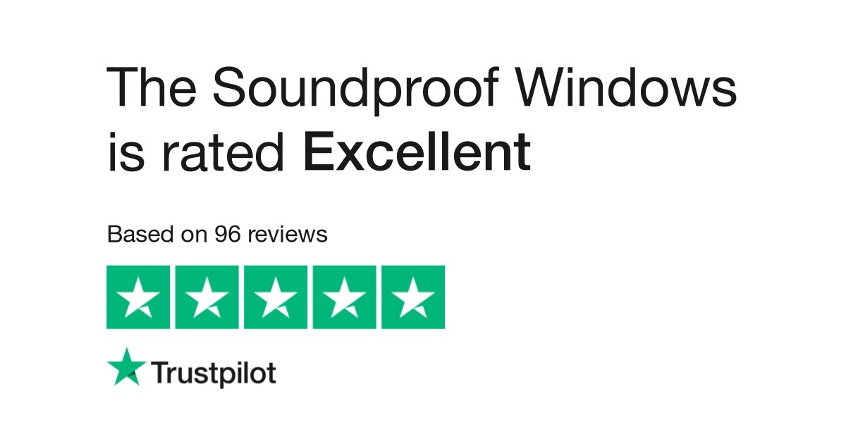 The Soundproof Windows Reviews Read Customer Service