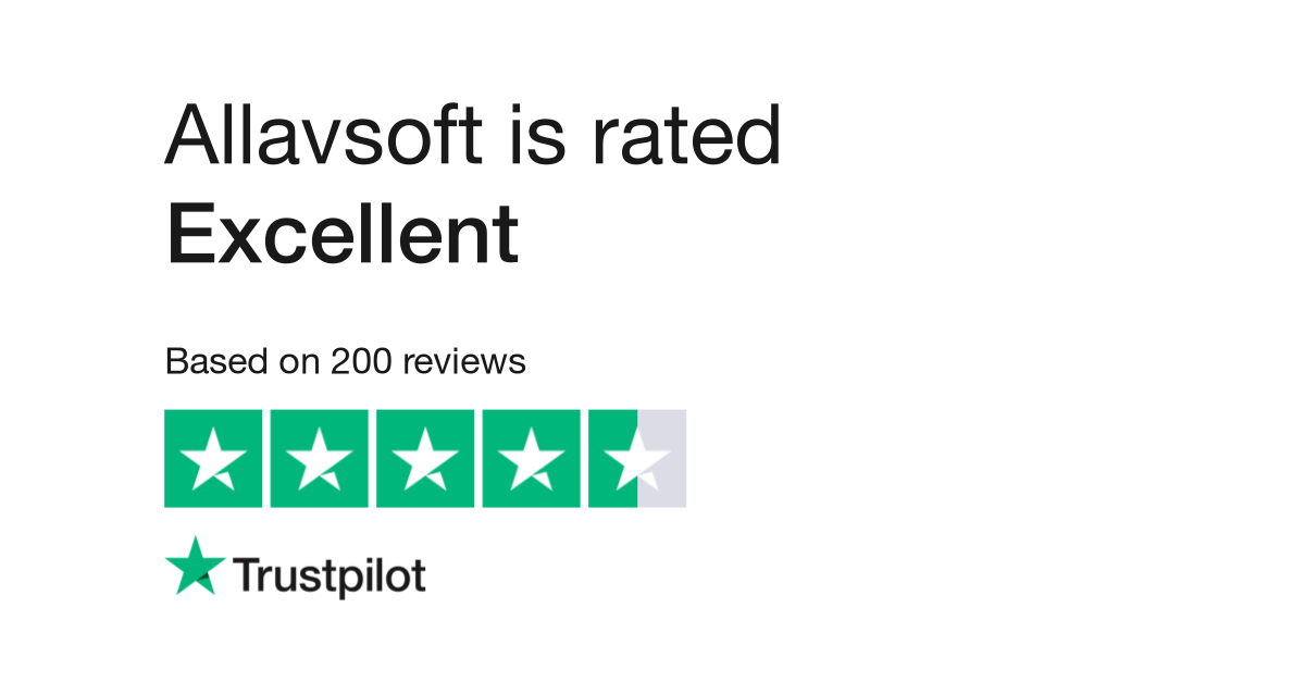 Allavsoft Reviews | Read Customer Service Reviews of