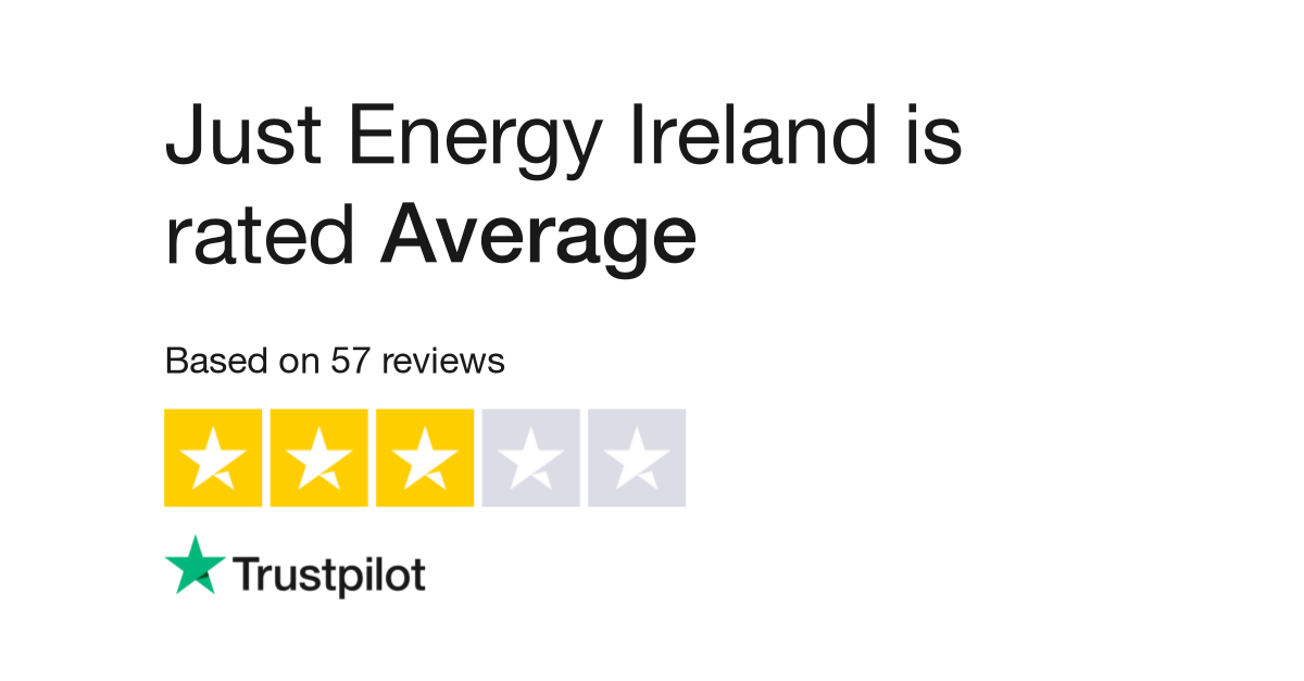 Just Energy Ireland Reviews Read Customer Service Of Justenergy Ie