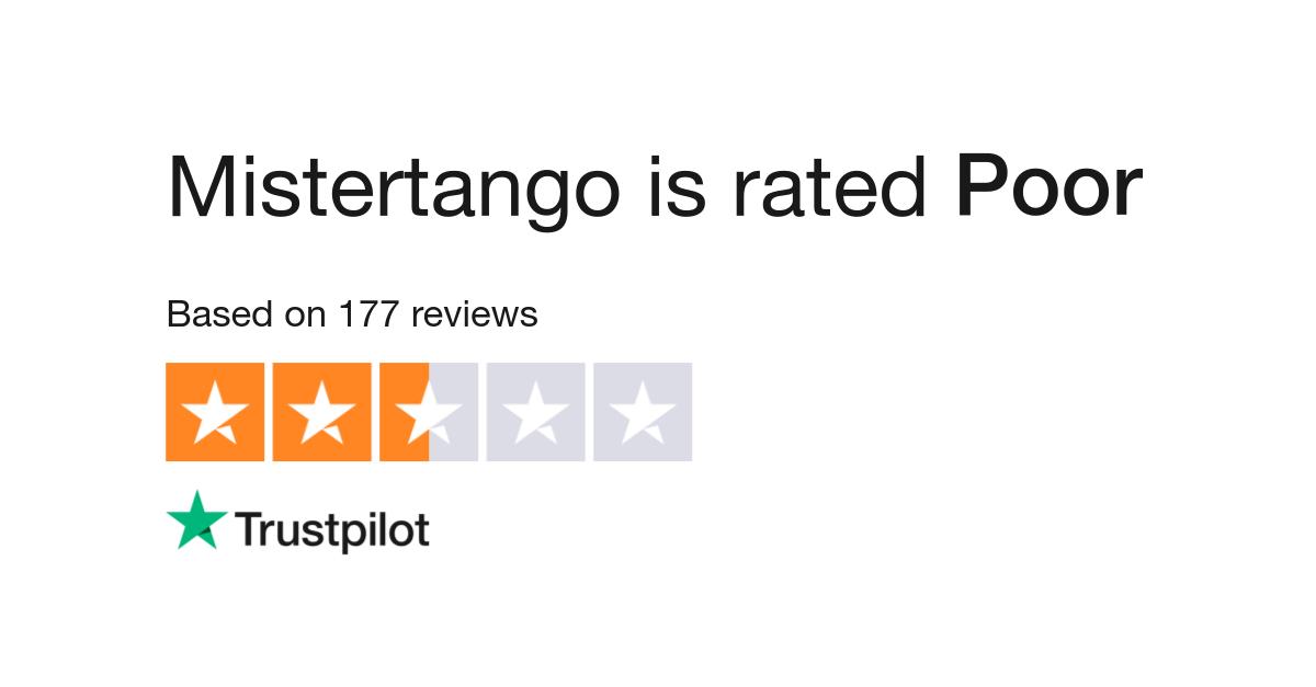 MisterTango Reviews   Read Customer Service Reviews of
