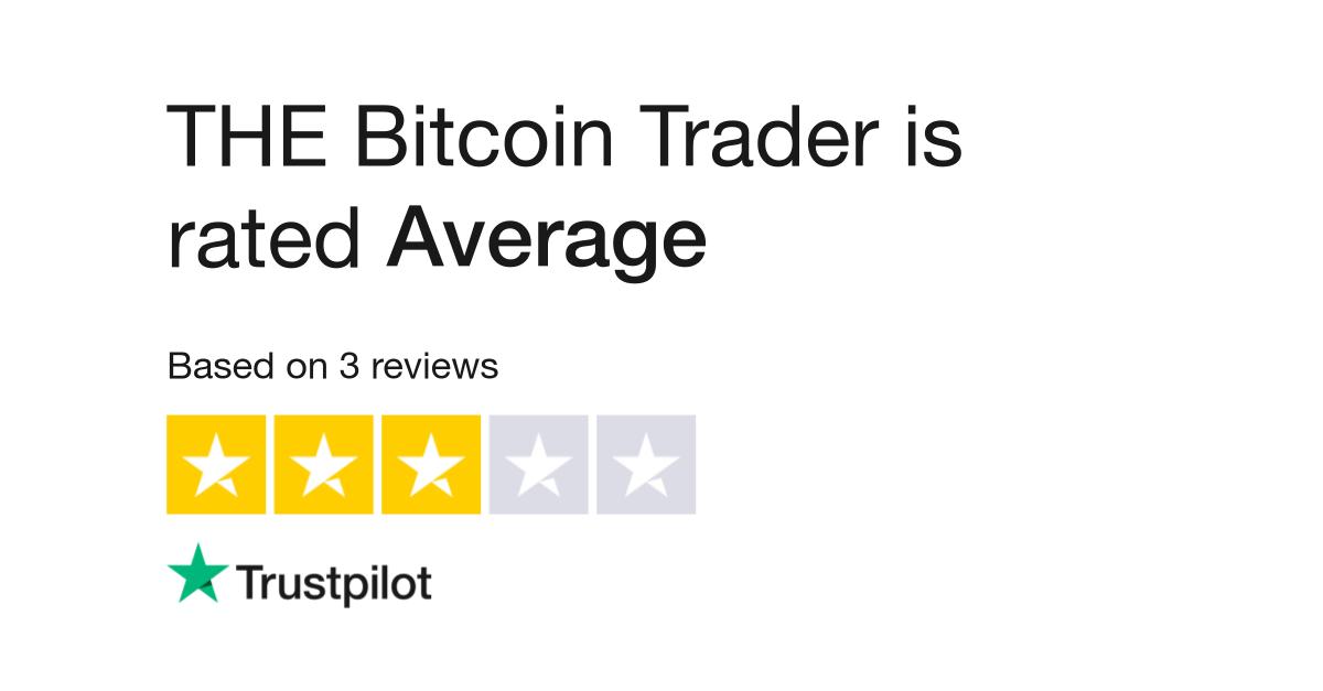 bitcoin trader trustpilot)