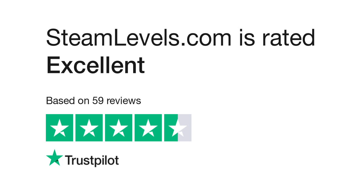 SteamLevels Reviews | Read Customer Service Reviews of
