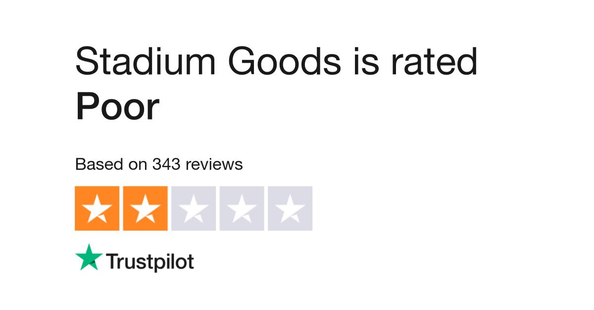 Stadium Goods Reviews   Read Customer Service Reviews of www