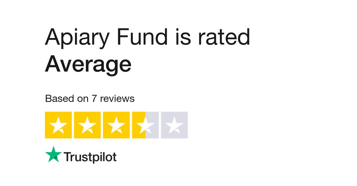 Apiary fund reviews