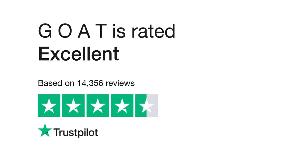G O A T Reviews | Read Customer Service Reviews of goat com