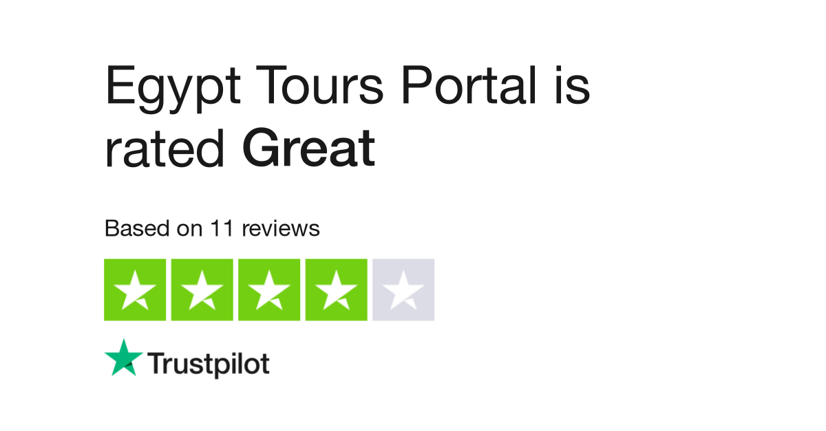 Egypt Tours Portal Reviews Read Customer Service Reviews Of Www Egypttoursportal Com