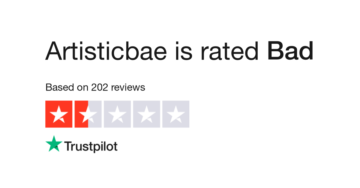 96206ea79 Artisticbae Reviews | Read Customer Service Reviews of artisticbae.com