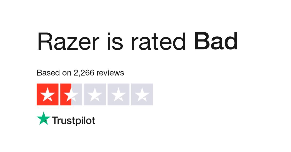 Razer Reviews | Read Customer Service Reviews of razer com