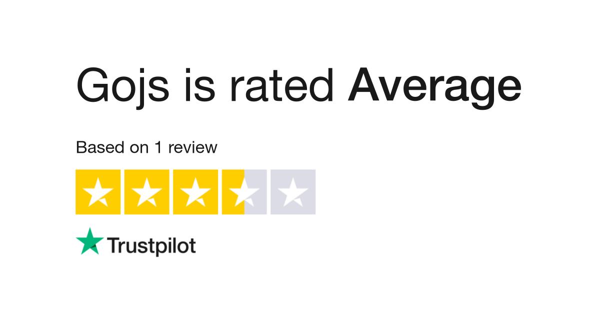 Gojs Reviews | Read Customer Service Reviews of gojs net