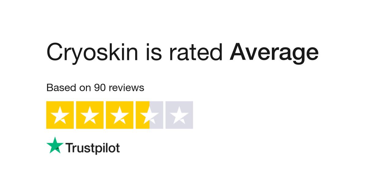 Cryoskin Reviews | Read Customer Service Reviews of cryoskin co