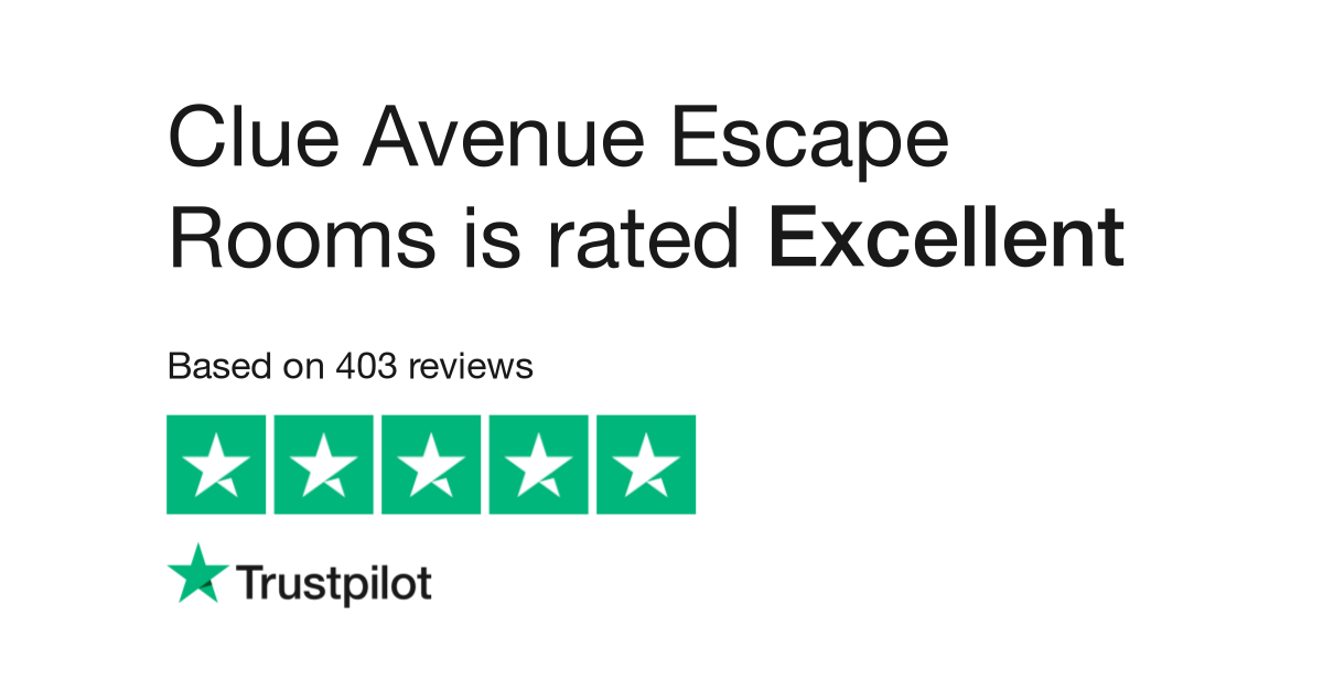 Clue Avenue Escape Rooms Reviews | Read Customer Service ...
