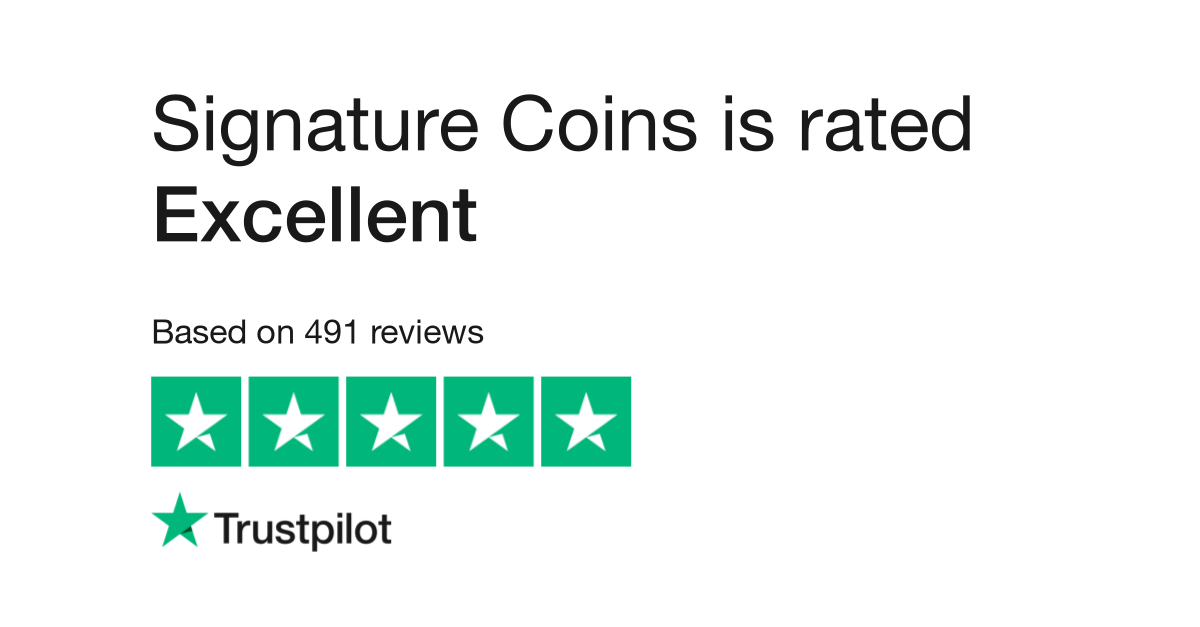 Signature Coins Reviews | Read Customer Service Reviews of