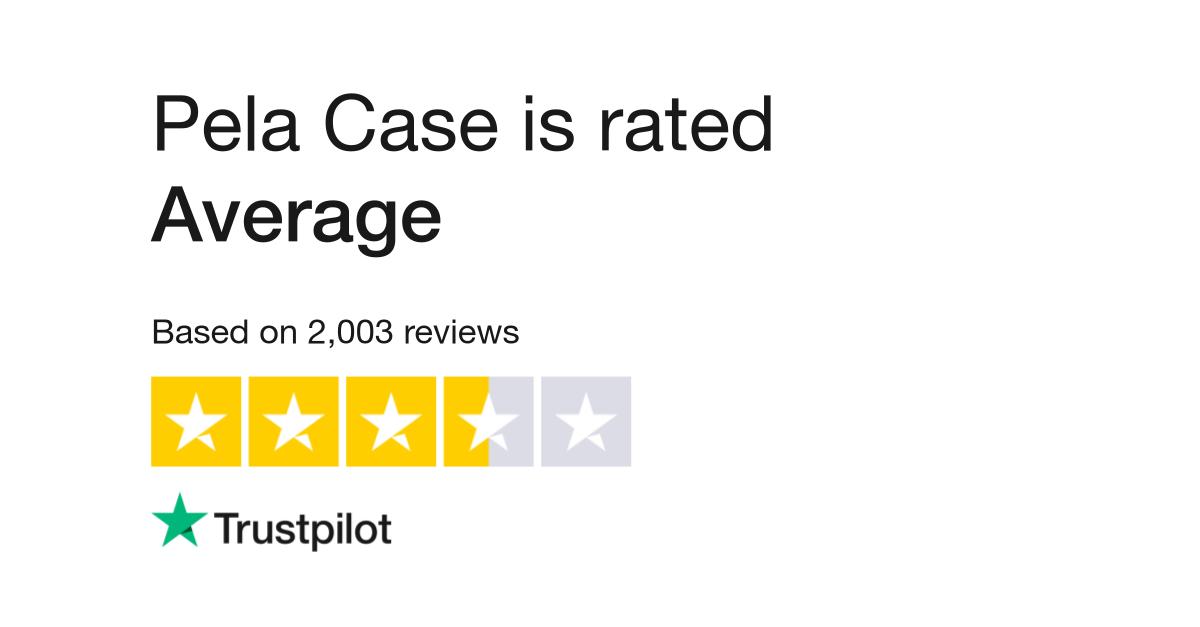 online retailer a4803 7a1b3 Pela Case Reviews | Read Customer Service Reviews of pelacase.com ...