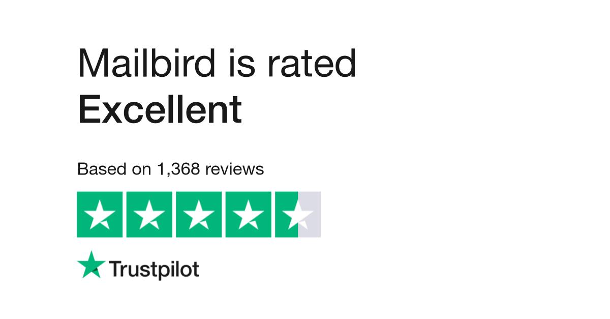 Mailbird Reviews | Read Customer Service Reviews of www getmailbird com