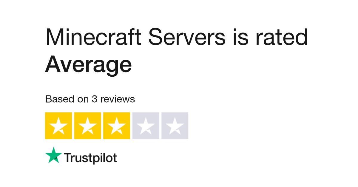 Minecraft Servers Reviews | Read Customer Service Reviews of