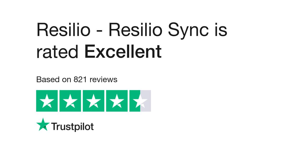 Resilio - Resilio Sync Reviews | Read Customer Service