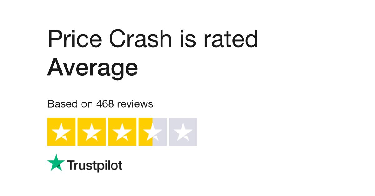 Price Crash Reviews | Read Customer Service Reviews of