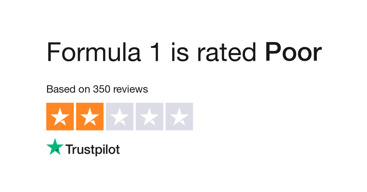 Formula 1 Reviews | Read Customer Service Reviews of f1tv