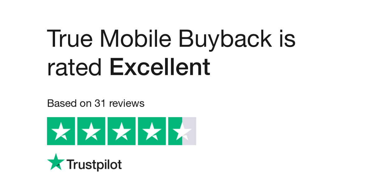 True Mobile Buyback Reviews | Read Customer Service Reviews
