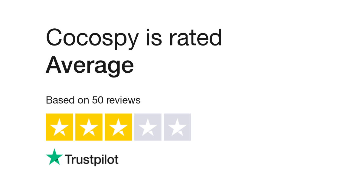 Cocospy Reviews | Read Customer Service Reviews of www