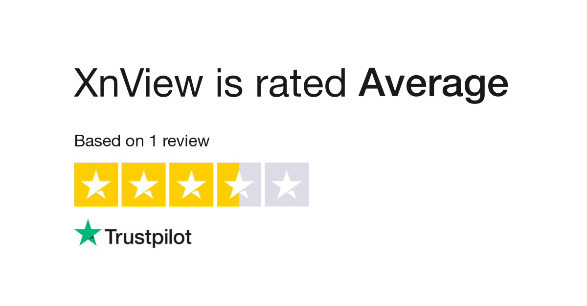 XnView Reviews | Read Customer Service Reviews of www xnview com