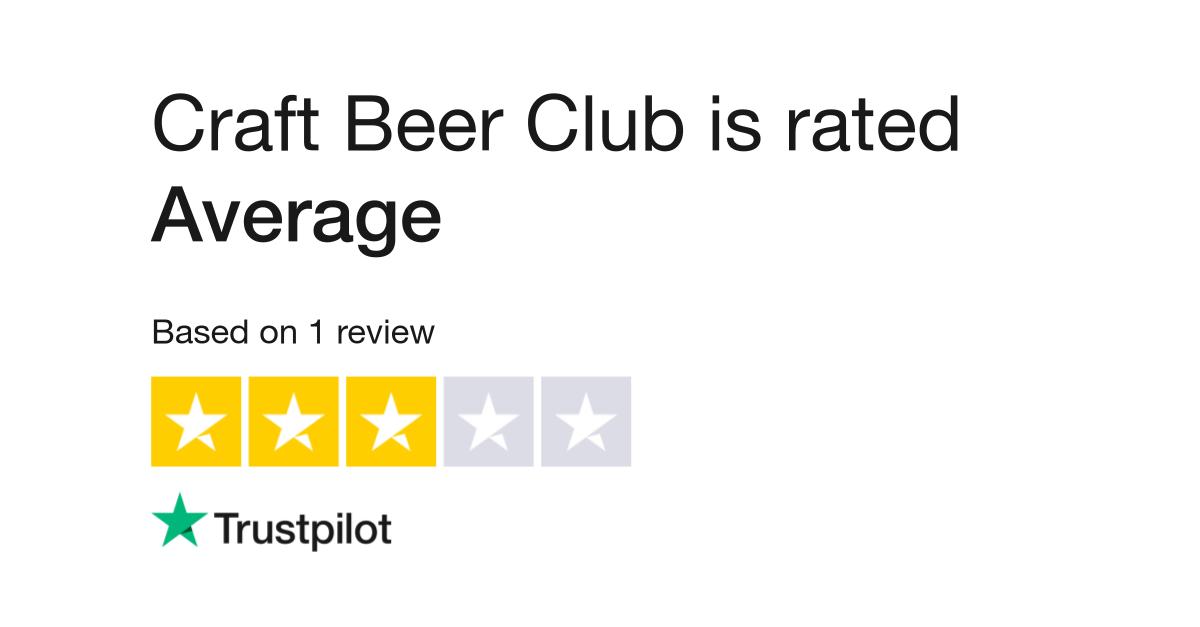 craft beer club reviews