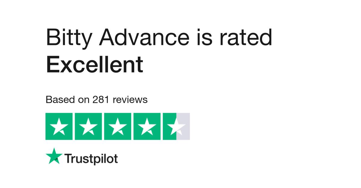 Bitty Advance Reviews | Read Customer Service Reviews of bittyadvance.com