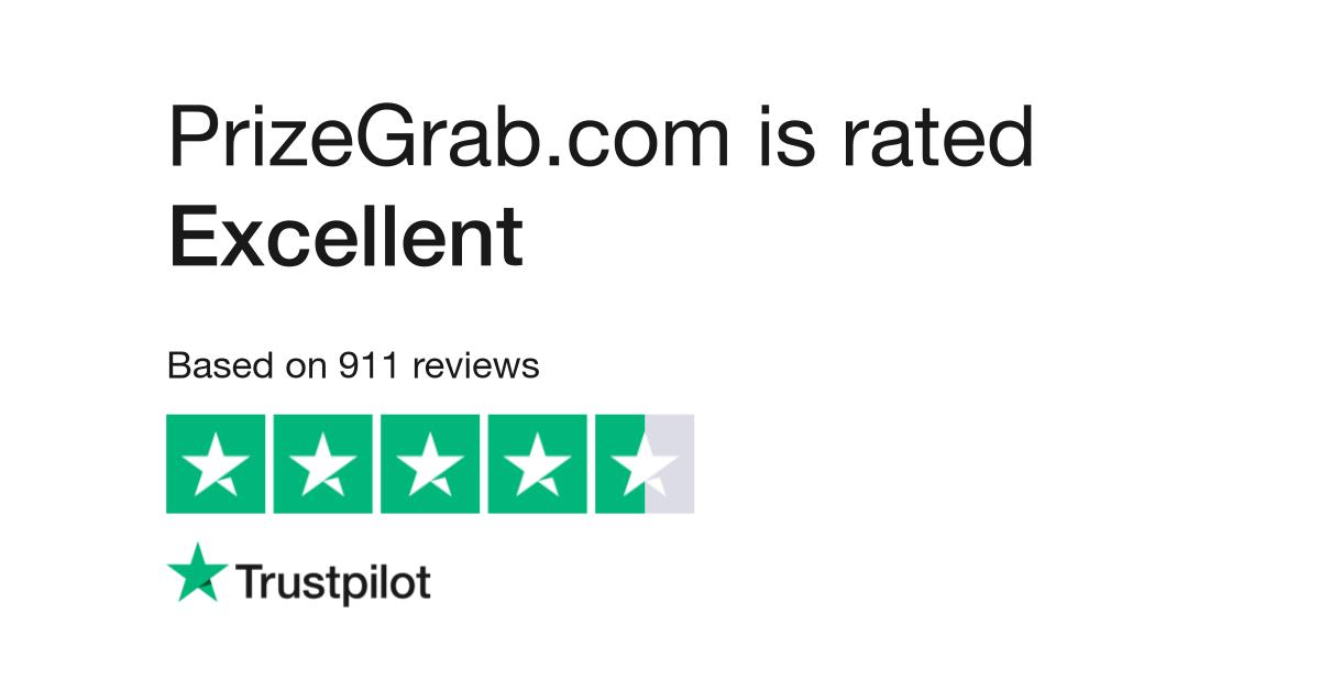 PrizeGrab com Reviews | Read Customer Service Reviews of