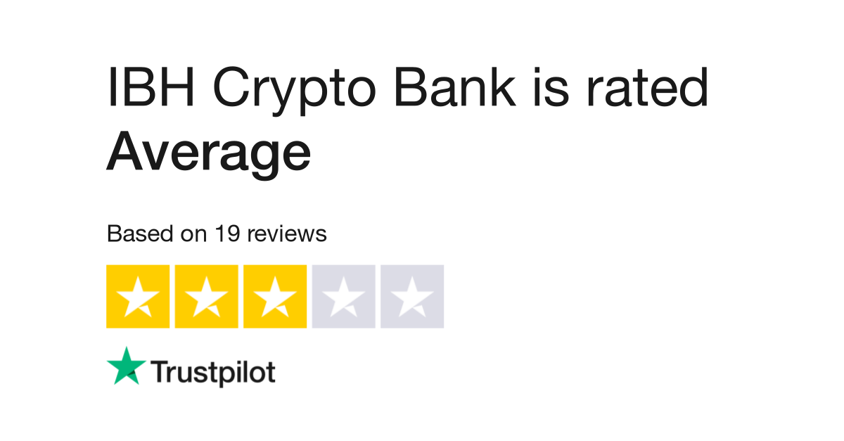 IBH Crypto Bank Review