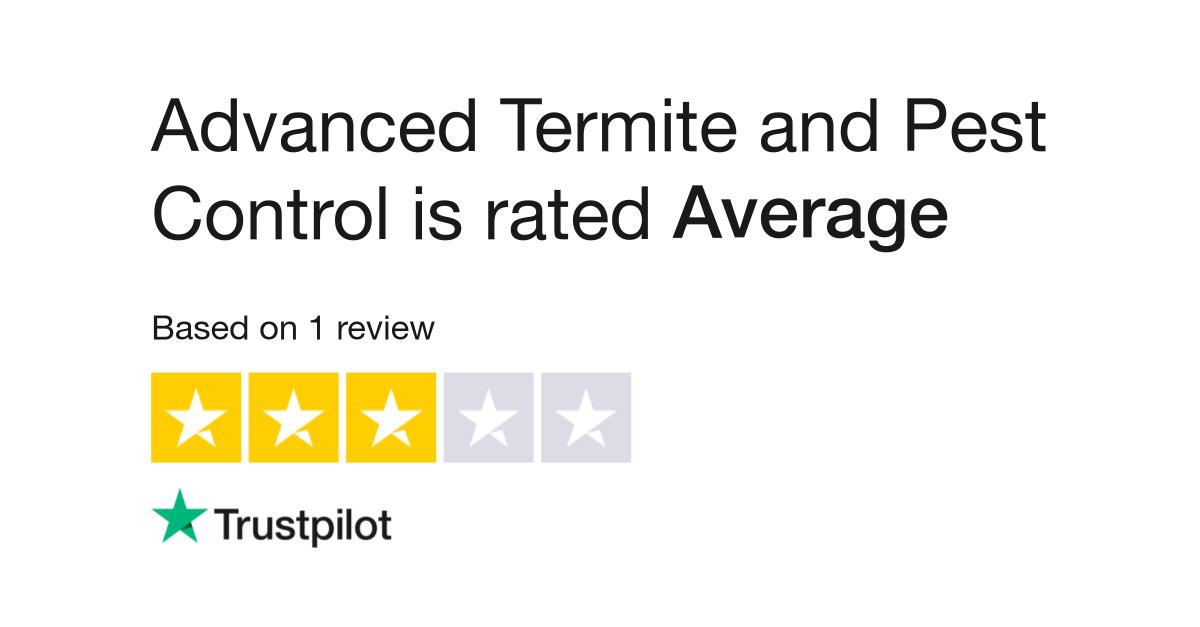 Advanced Termite And Pest Control Reviews Read Customer Service Reviews Of Charleston Pest Control Com