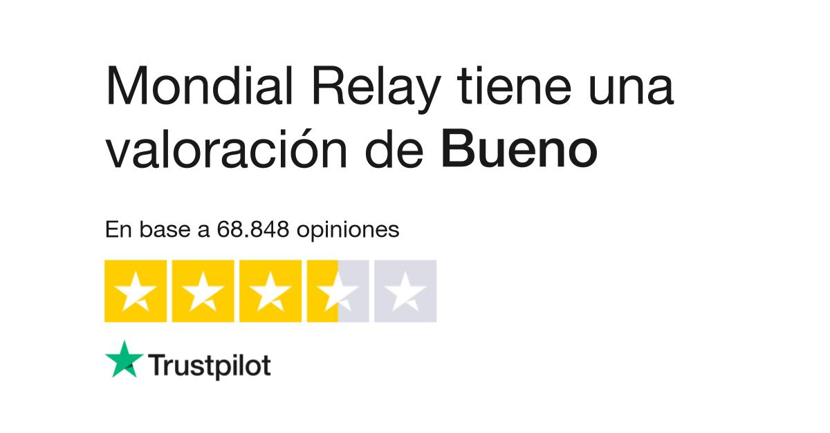 Puntos de recogida mondial relay